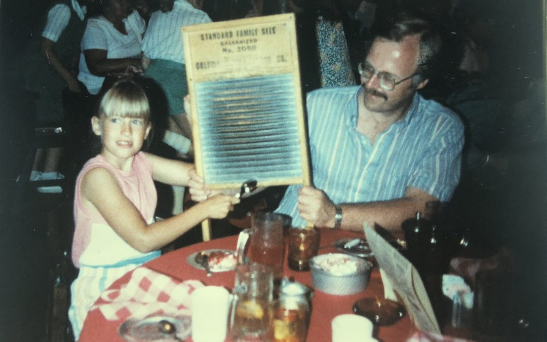 Dad: The Unexpected Innovator