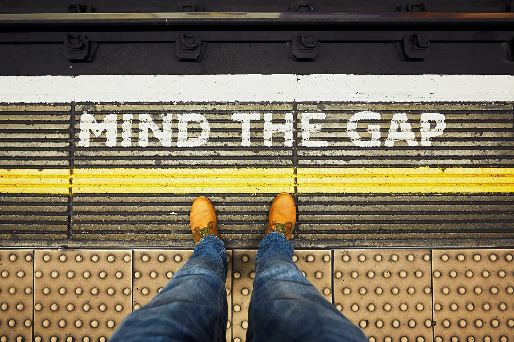 Innovation Happens in the Gaps